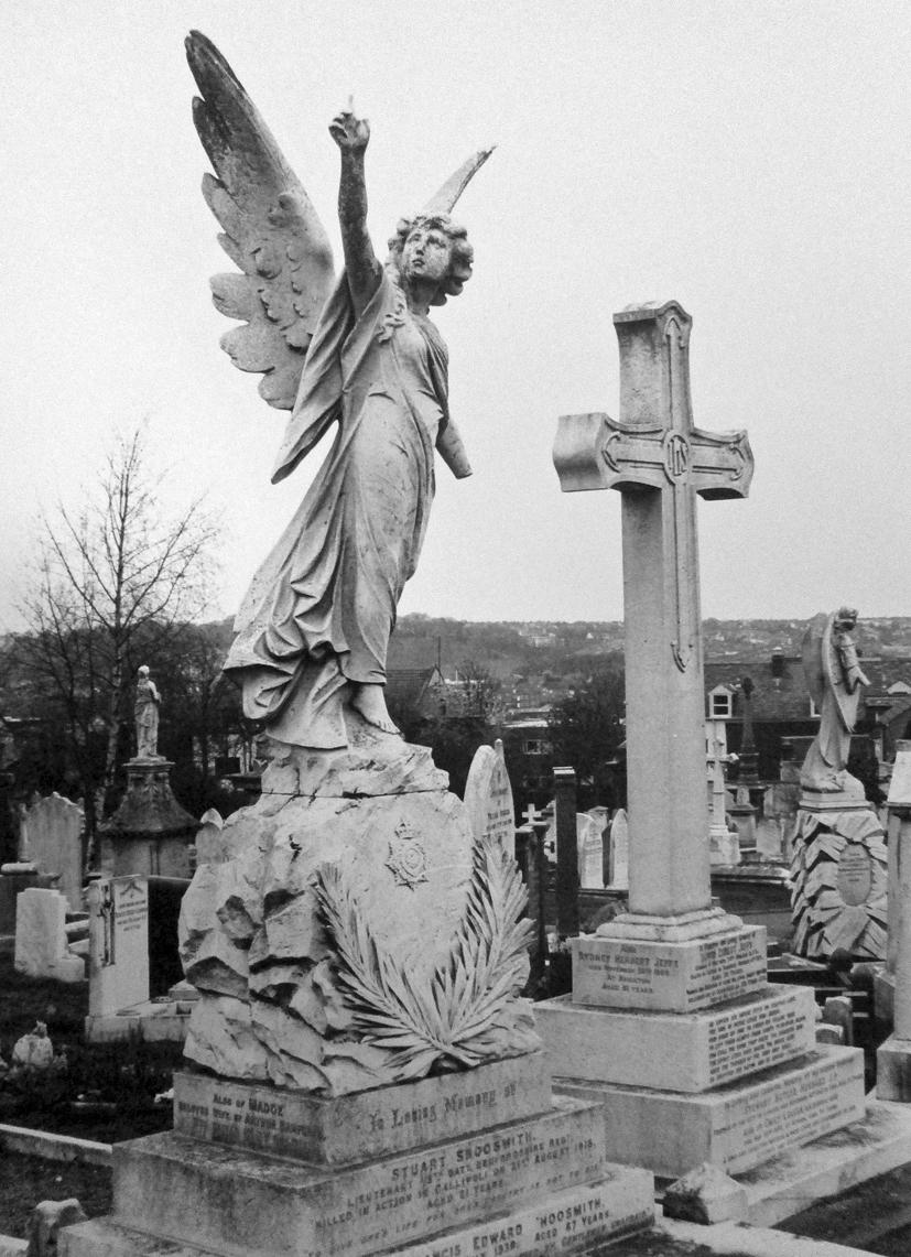 Shoosmith grave