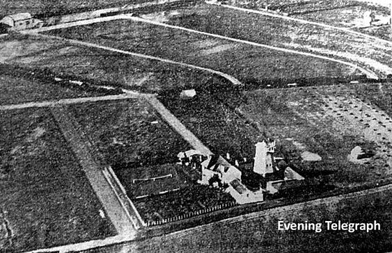 Biscot windmill 1920