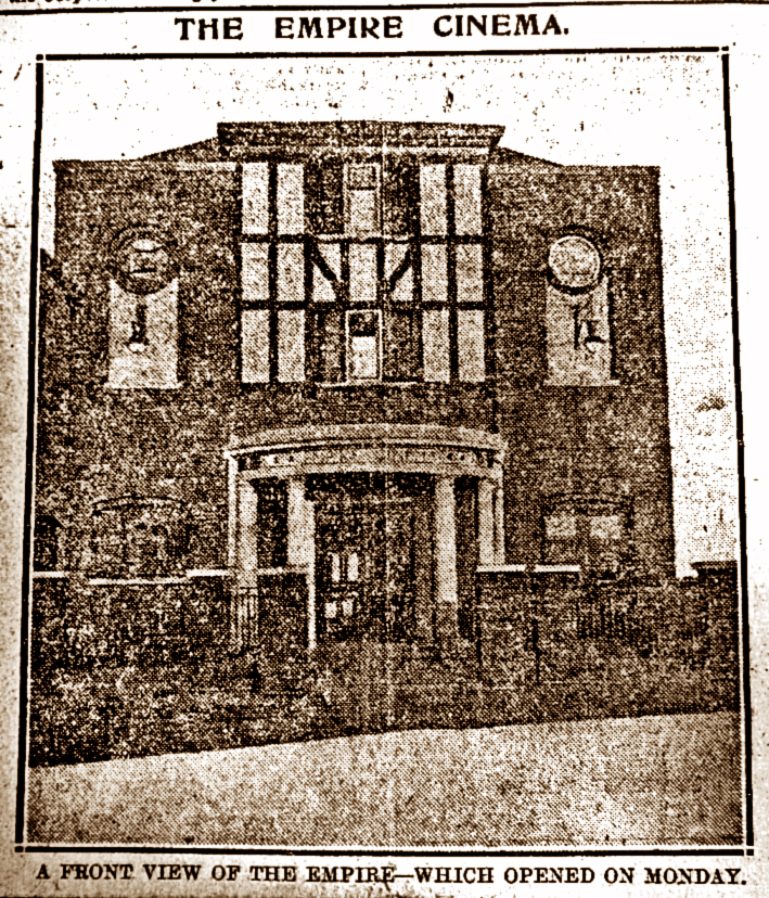 Empire Cinema 1921