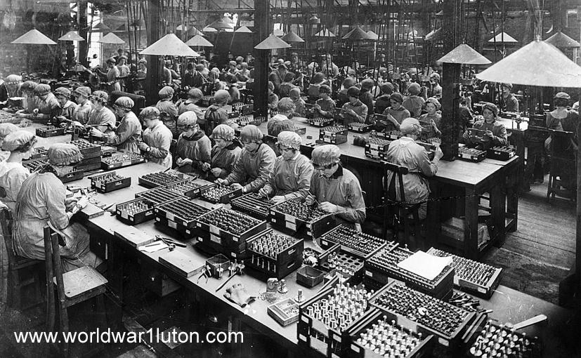 Kent's factory, Biscot Road