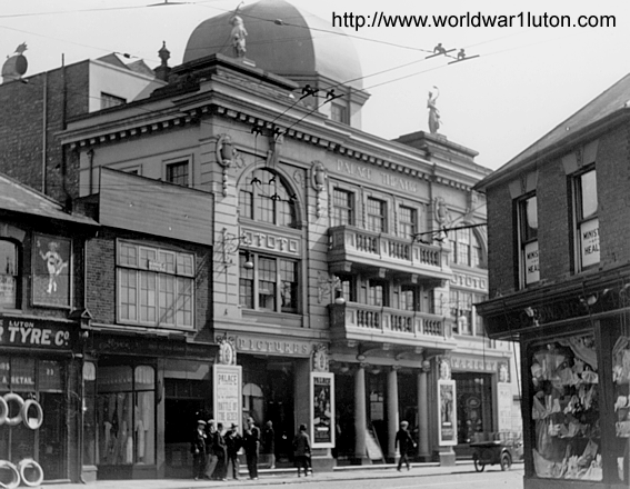 Palace Theatre, Mill Street, 1920s