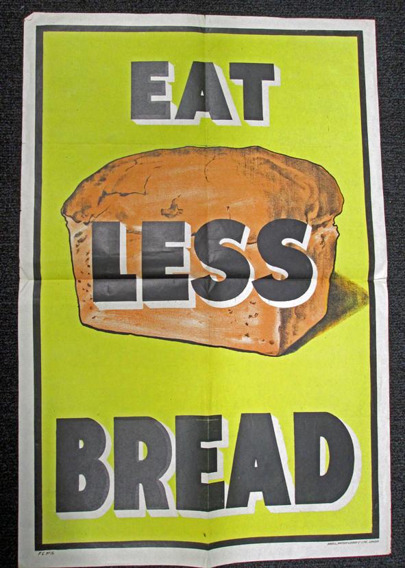 Food economy poster