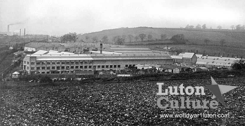 Vauxhall Works 1919
