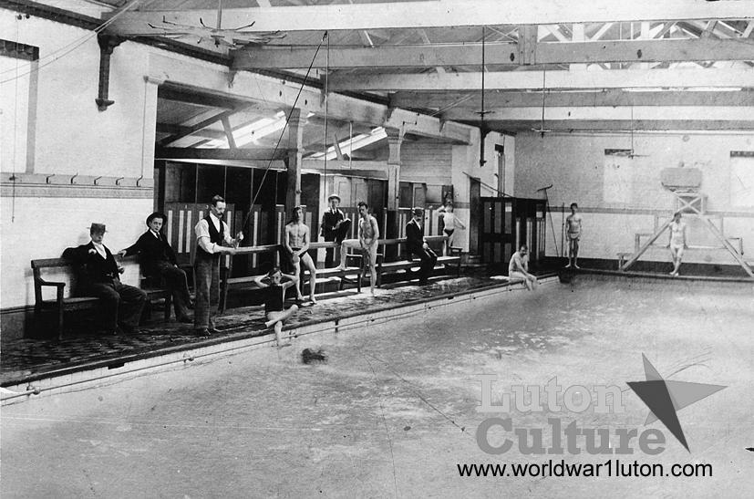 First Waller Street Baths