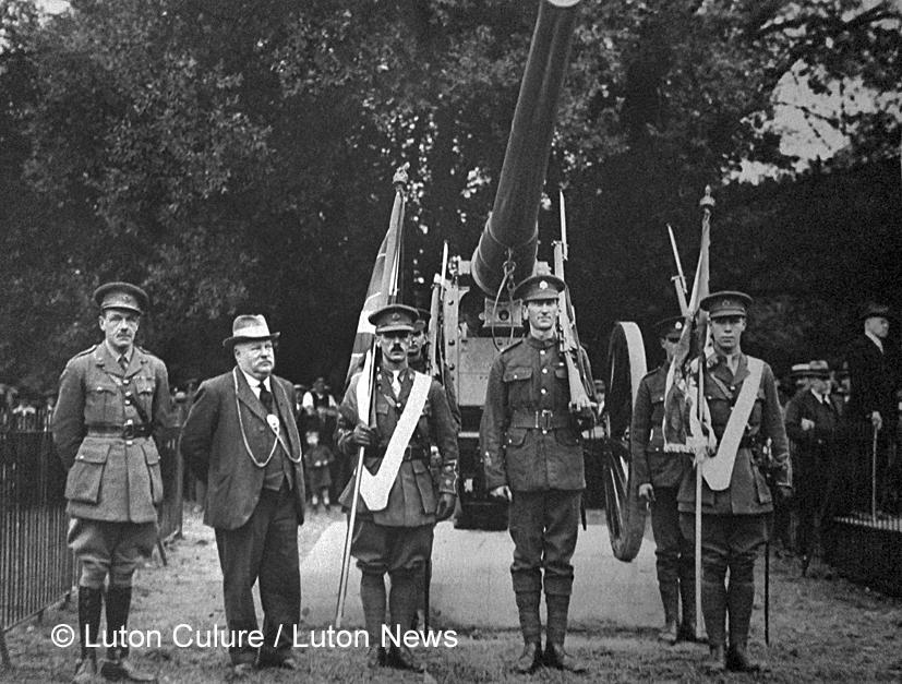 Wardown gun 1920