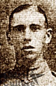 Sgt George Edward Thomas Barrett