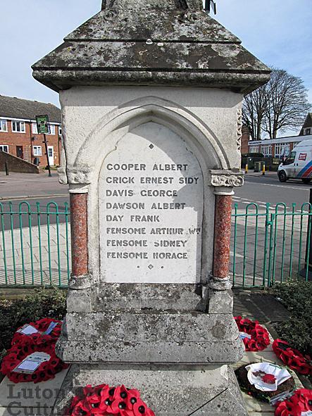 Stopsley War Memorial
