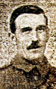 Gunner Samuel de Vere Kingham