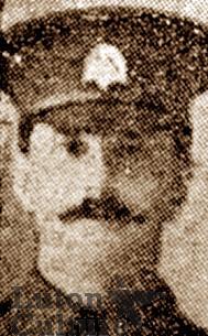 Sgt Albert Parish