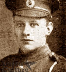 Coy Sgt-Major Herbert Sexton